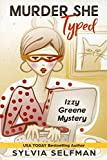Murder She Typed (Senior Snoops Cozy Mystery Book Series) (Volume 1) by  Sylvia Selfman in stock, buy online here