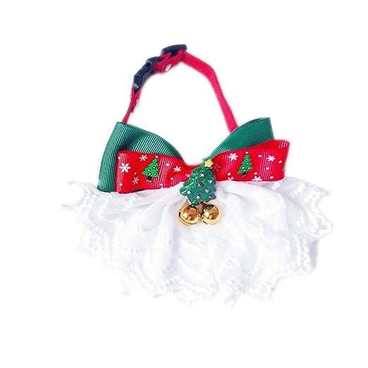 Collar de Navidad Collar del Animal doméstico, Animal doméstico ...