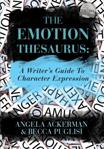 Emotion Thesaurus Writers Character Expression product image