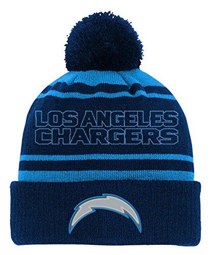 NFL Youth Boys Reflective Cuff Knit Pom Hat – DiZiSports Store