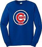 "The Silo BLUE Chicago ""Champs"" CREWNECK Sweatshirt"