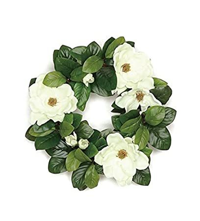Amazoncom Wholesale Silk Floral 20 Southern Charm Magnolia And