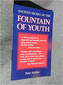 Fountain of youth childrens book