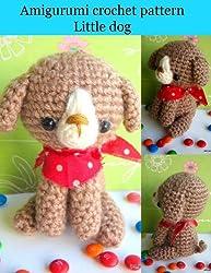 Amigurumi crochet pattern Mike the dog (English Edition)