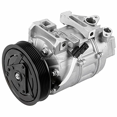 AC Compressor & A/C Clutch For Nissan Altima 2.5L 2007 2008 2009 2010 2011 2012 - BuyAutoParts 60-02033NA NEW