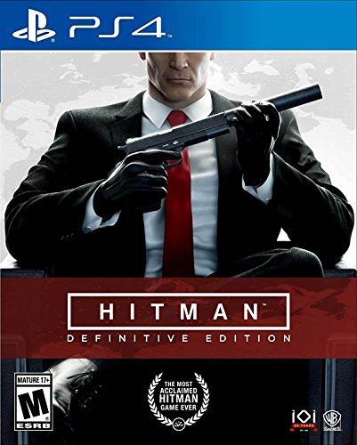 Hitman: Definitive Edition - PlayStation 4