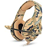 EDTara ONIKUMA K1 Stereo Bass Surround PC Gaming Headset for PS4 New Xbox One with Mic