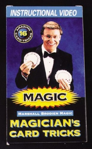 Magicians Card Tricks Video Magic Accessory