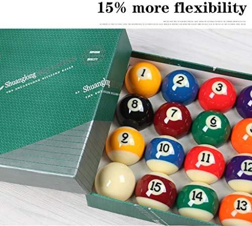 WXS 16 Suministros Color A Rayas Billar Bola De Piscina Unisex 52,5 Mm / 2-1/16: Amazon.es: Deportes y aire libre