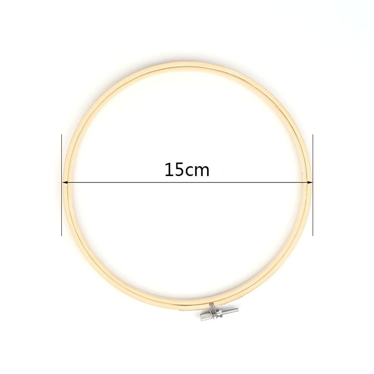 ピカリング低下生産的GJTr 刺しゅう 枠 四角 角型 クロスステッチ フレーム 道具 刺繍 25 × 35 cm