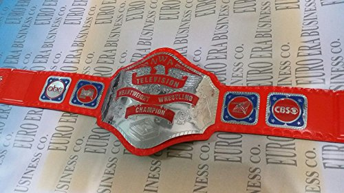 New Replica NWA Television Championship Belt, NWA Champion Belt With Bag (Replica Belt Nwa)