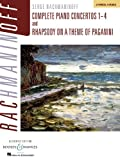 Complete Piano Concertos Nos. 1-4 & Rhapsody on a Theme of Paganini: 2 Pianos, 4 Hands