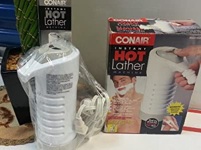 Conair HLM10 Hot Lather