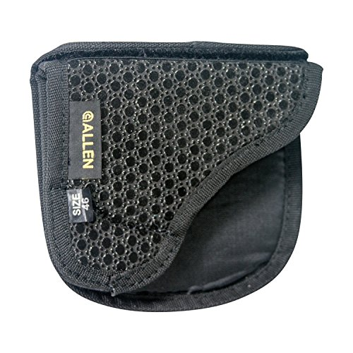 Allen Baseline Pocket Holster, Inside the Pocket, Wallet Profile