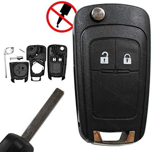 Autoschlüssel Funk Fernbedienung Austausch Gehäuse Mit Elektronik