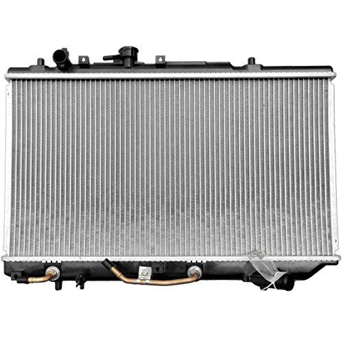 TUPARTS TUPARTS Radiator 1626 Fit for 1994-1997 Ford Aspire Base L4 1.3L