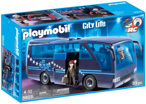 (PLAYMOBIL Pop Stars Tour Bus)