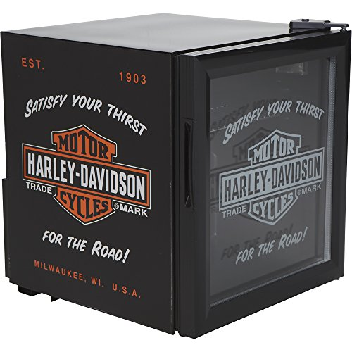 Harley-Davidson Nostalgic Bar & Shield Beverage Cooler – Black