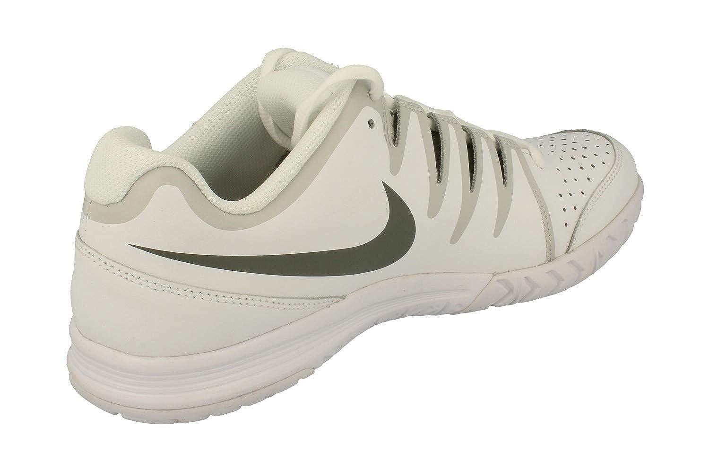 b6a78f6d9 Amazon.com | Nike Vapor Court Mens Tennis Trainers 631703 Sneakers Shoes (UK  6 US 7 EU 40, White Tumbled Grey 107) | Tennis & Racquet Sports