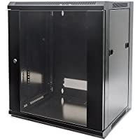 Intellinet 711937 15U 19 Wallmount Cabinet