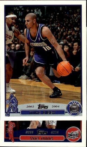 - 2003 Topps Basketball Card (2003-04) #11 Yao Ming Near Mint/Mint