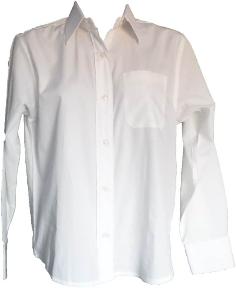 Essentials Big Boys Husky Short-Sleeve Oxford Shirt,
