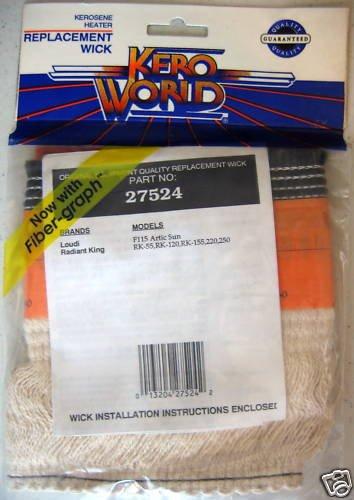 Kero World Kerosene Heater Replacement Wick 27524