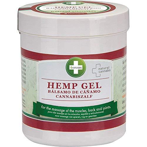 Annabis Hemp Gel – Massage gel for Frequent Massage of the Skin in the...