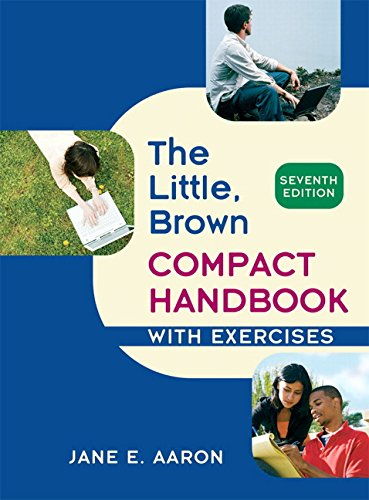 Little, Brown Compact Handbook with Exercises (7th Edition) by Brand: Longman