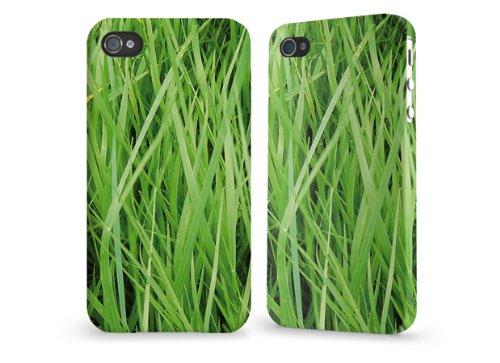 """Hülle / Case / Cover für iPhone 4 und 4s - """"Gras"""" von caseable"""