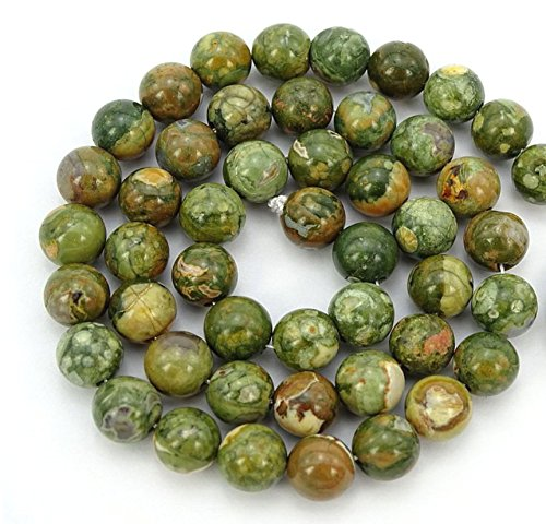 - Top Quality Natural Kumbaba Jasper Gemstone 4mm Round Loose Gems Stone Beads 15.5