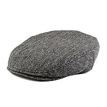 Born to Love - Boy's Tweed Page Boy Newsboy Baby Kids Driver Cap Hat