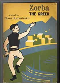 zorba the greek book pdf