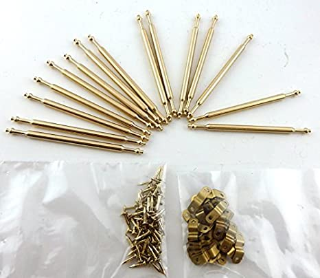 Beau Melody Jane Dolls Houses House Miniature Staircase Runner Carpet Accessory  15 Brass Stair Rods