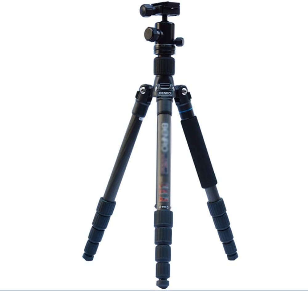 Color : Silver , Size : One size Portable Tripod Portable Tripod Travel Tripod Outdoor Compact Aluminum Monopod Suitable For Mobile Digital SLR Camera Travel And Work Photography Tripod Units
