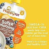 Happy Tot Organic Toddler Food Morning, Banana