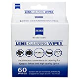 Petra Zeiss Pre-Moistened Lens Cloth Wipes, 60 Per Box