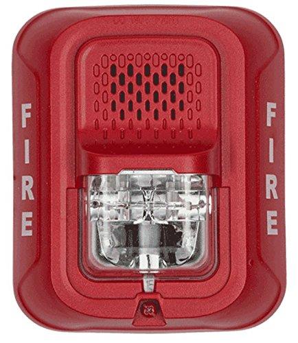 System Sensor P2RL Wall Horn (Fire Alarm Horn)