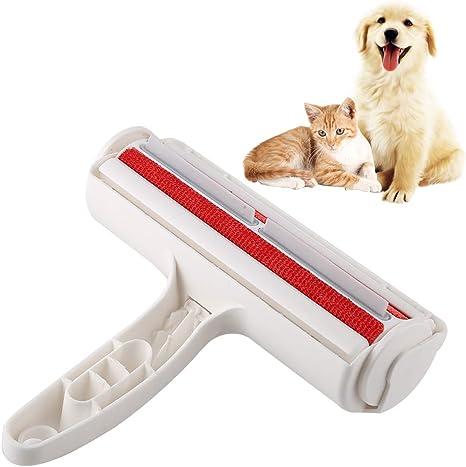 Smandy Cepillo de Limpieza para el Cabello para Mascotas ...