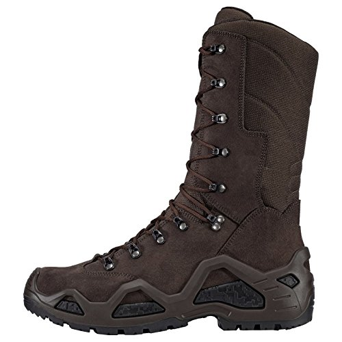 Brown Gore Z Boots Mens Dark Lowa tex 11s Suede CqfwZRn