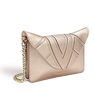 988ff6ba7331 LaBante – Monarch- Vegan Leather Crossbody bags for women – rose gold purse  quilted bag small crossbody purse side bag evening clutch crossover bag  rose ...