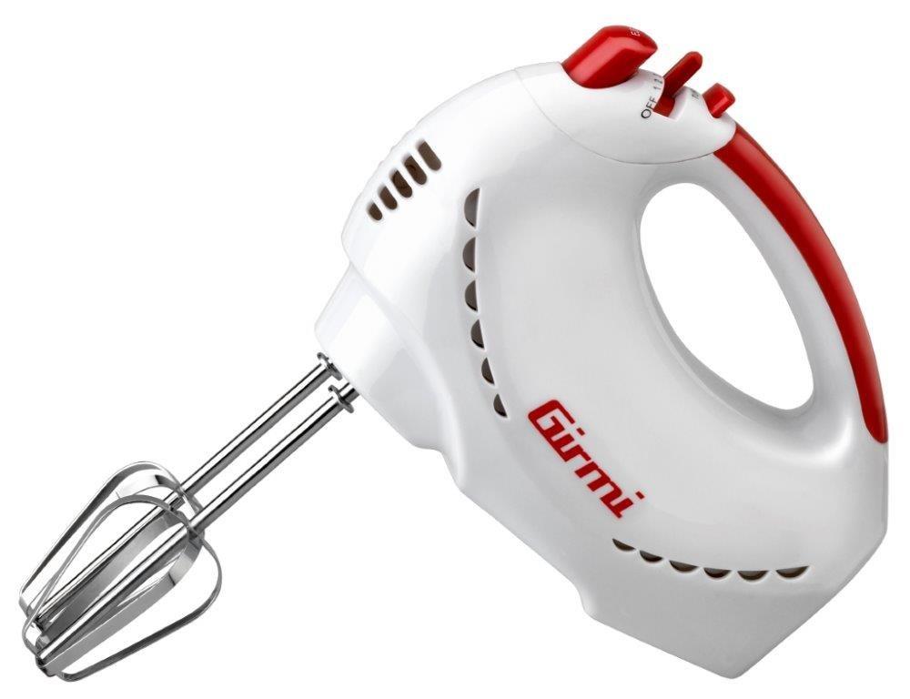 Girmi SB01 Sbattitore 200 W, Bianco SB0101