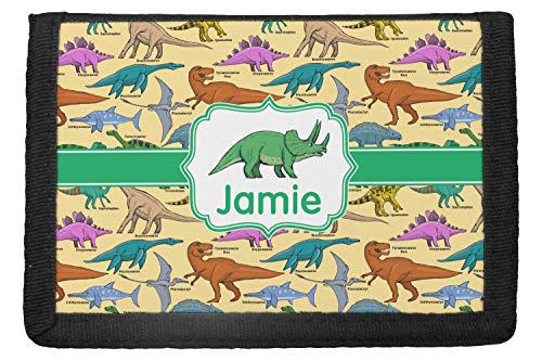 Dinosaurs Trifold Wallet (Personalized) ()