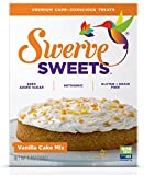 #7: Swerve Sweets, Vanilla Cake Mix, 11.4 ounces