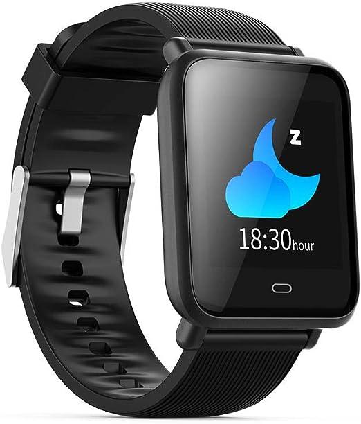 Amazon.com: Volwco Q9 - Reloj inteligente con monitor de ...