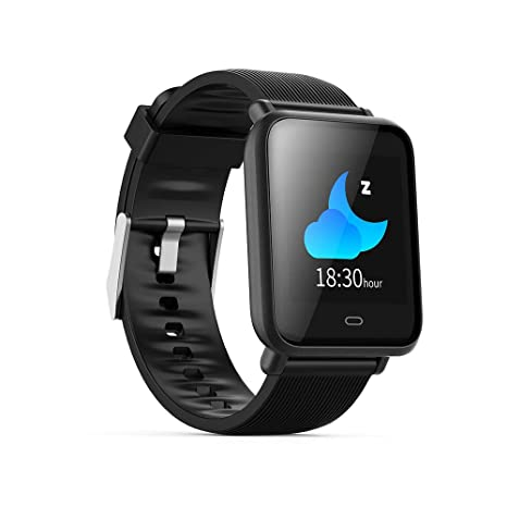 Amazon.com: Volwco Q9 Smart Watch/Fitness Tracker,1.3inch HD ...