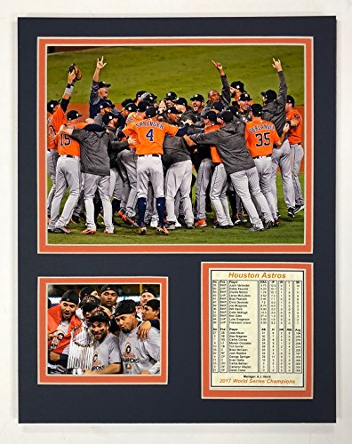 Houston Astros - 2017 World Series Champs - Celebration - 11