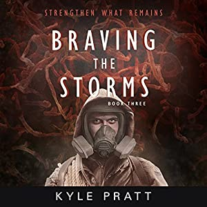 Braving the Storms Audiobook