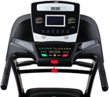 Vigor - Cinta de correr motorizada (3,5 CV, pantalla LCD 7 y 99 ...