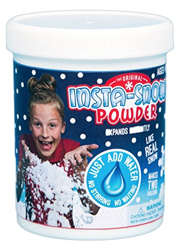 Be Amazing Insta-Snow Jar, Makes 2 Gallons -
